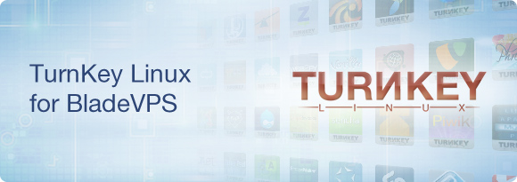 TurnKey Linux for Blade VPS, TransIP